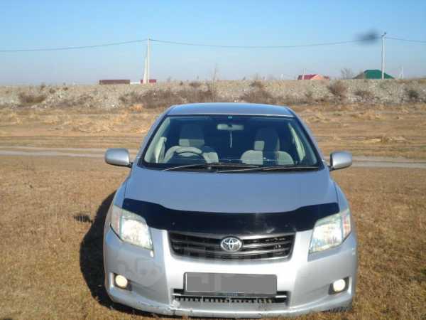 Toyota Corolla Axio, 2009 год, 470 000 руб.