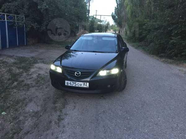 Mazda Mazda6, 2003 год, 340 000 руб.