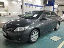 Сургут Corolla 2011