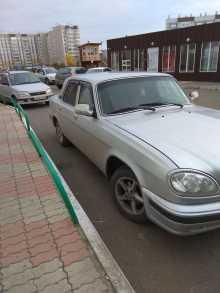 Красноярск 31105 Волга 2007