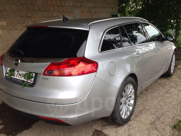 Opel Insignia, 2009 год, 420 000 руб.