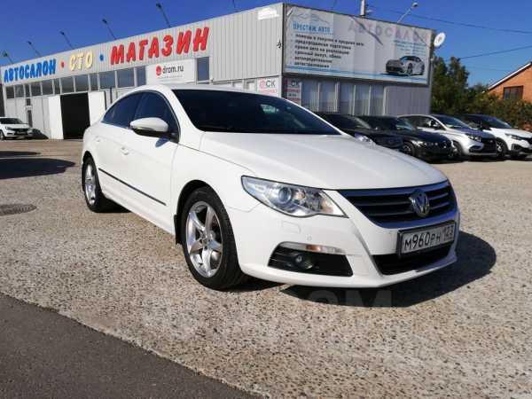 Volkswagen Passat CC, 2010 год, 610 000 руб.
