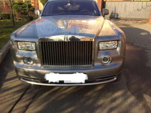 Rolls-Royce Phantom, 2012 год, 19 800 000 руб.