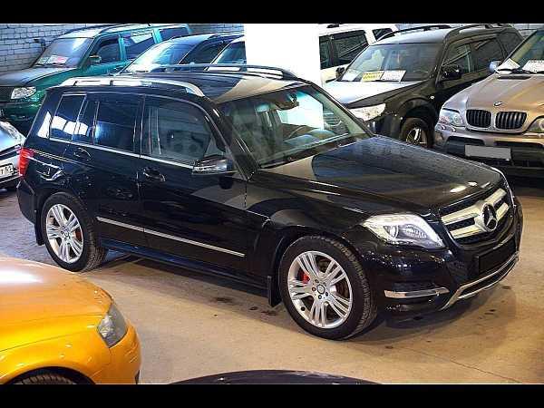 Mercedes-Benz GLK-Class, 2013 год, 1 385 000 руб.