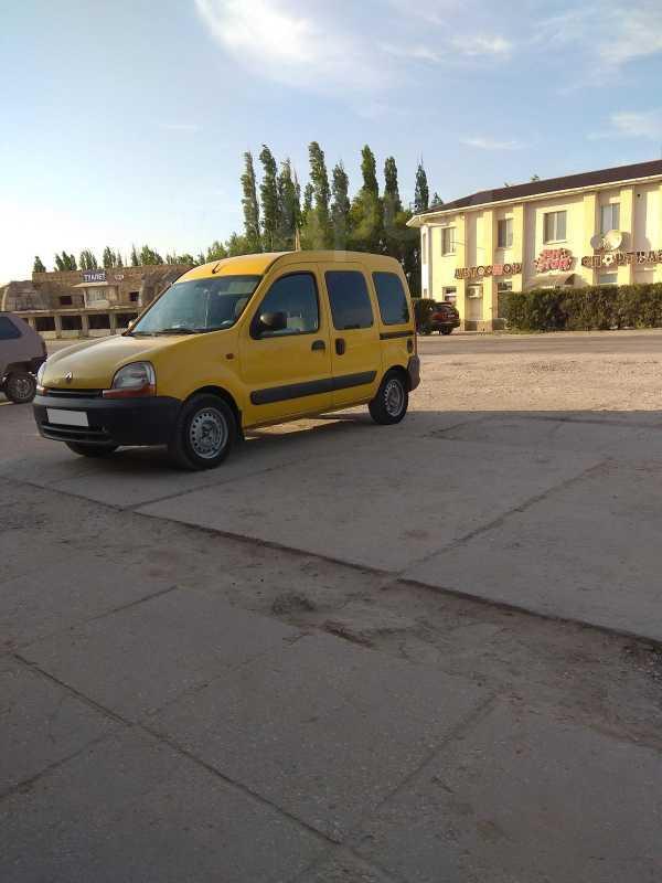 Renault Kangoo, 2002 год, 285 000 руб.
