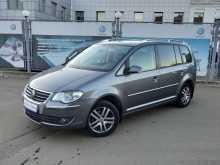 Volkswagen Touran, 2007 г., Москва