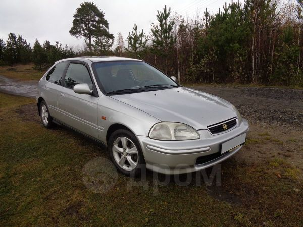 Honda Civic, 1998 год, 200 000 руб.