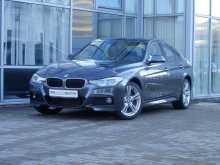 Санкт-Петербург BMW 3-Series 2018