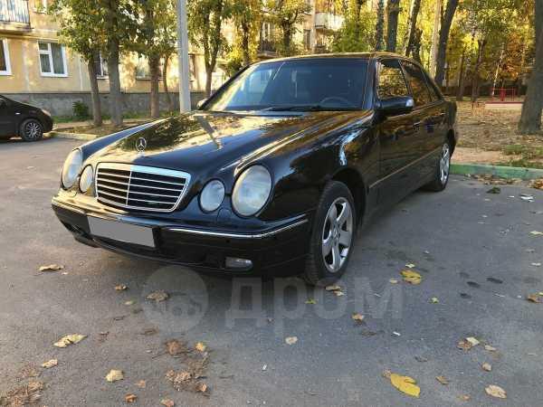 Mercedes-Benz E-Class, 2002 год, 250 000 руб.