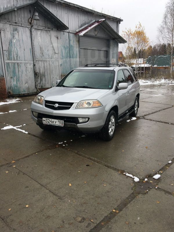 Acura MDX, 2001 год, 360 000 руб.