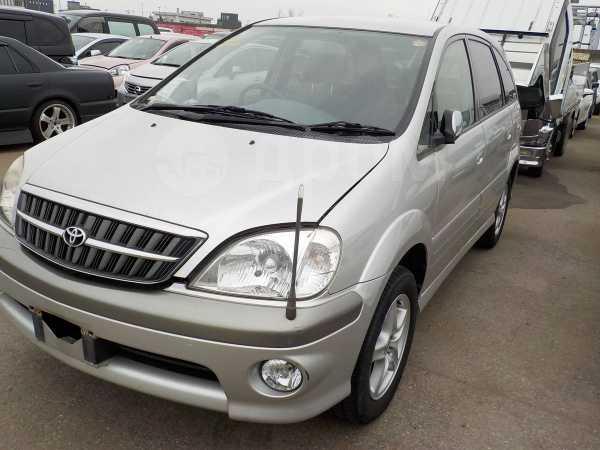 Toyota Nadia, 2001 год, 185 000 руб.