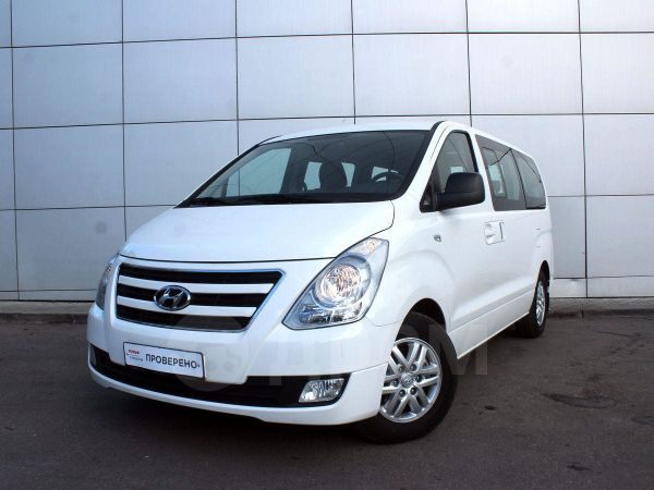 Hyundai H1, 2017 год, 1 649 000 руб.