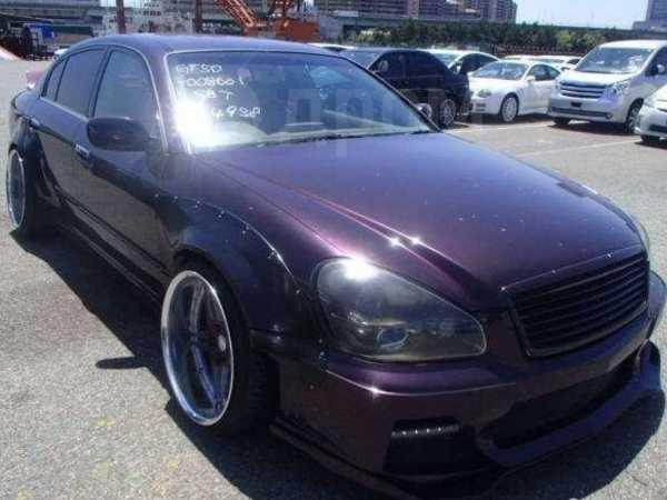 Nissan Cima, 2001 год, 600 000 руб.
