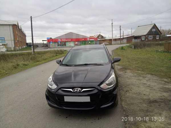 Hyundai Solaris, 2014 год, 415 000 руб.