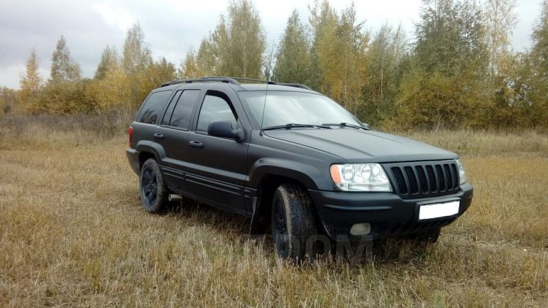 Jeep Grand Cherokee, 2001 год, 415 000 руб.