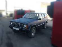 Красноярск Cherokee 1990