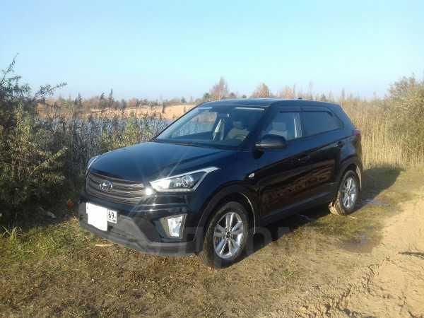 Hyundai Creta, 2018 год, 1 000 030 руб.