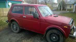 Гурьевск 4x4 2121 Нива 1992
