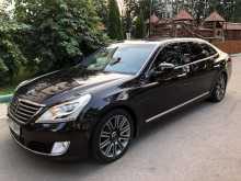 Москва Hyundai Equus 2014