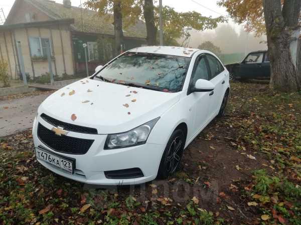 Chevrolet Cruze, 2012 год, 345 000 руб.