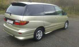 Уфа Toyota Estima 2001