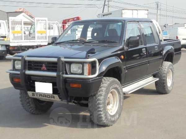 Mitsubishi Strada, 1994 год, 390 000 руб.