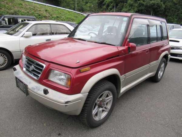 Suzuki Escudo, 1996 год, 250 000 руб.