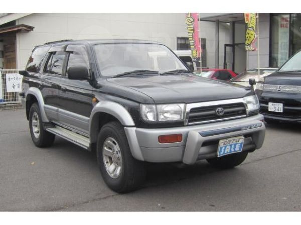 Toyota Hilux Surf, 1998 год, 240 000 руб.