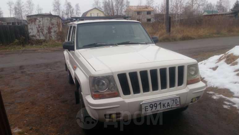Jeep Cherokee, 2003 год, 350 000 руб.