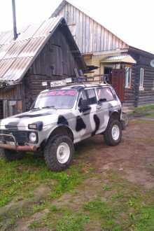 Томск 4x4 2121 Нива 1993