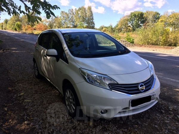 Nissan Note, 2013 год, 500 000 руб.