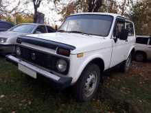 Кемерово 4x4 2121 Нива 1996
