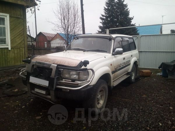 Toyota Land Cruiser, 1996 год, 1 150 000 руб.
