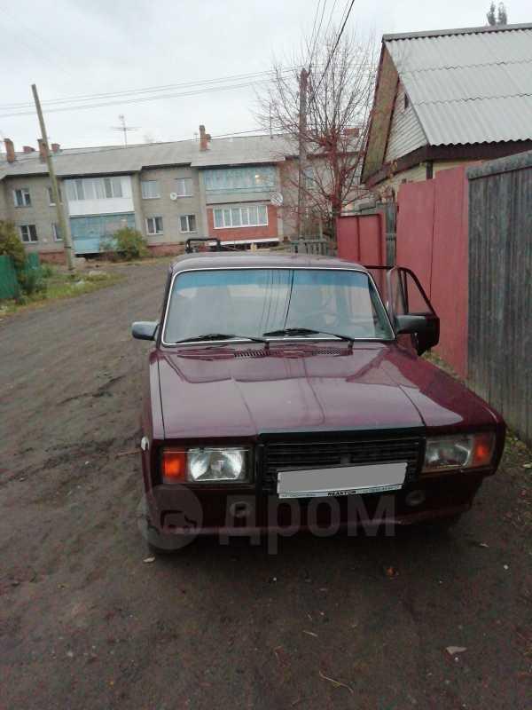 Лада 2107, 2006 год, 80 000 руб.