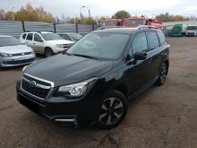 Уфа Forester 2016