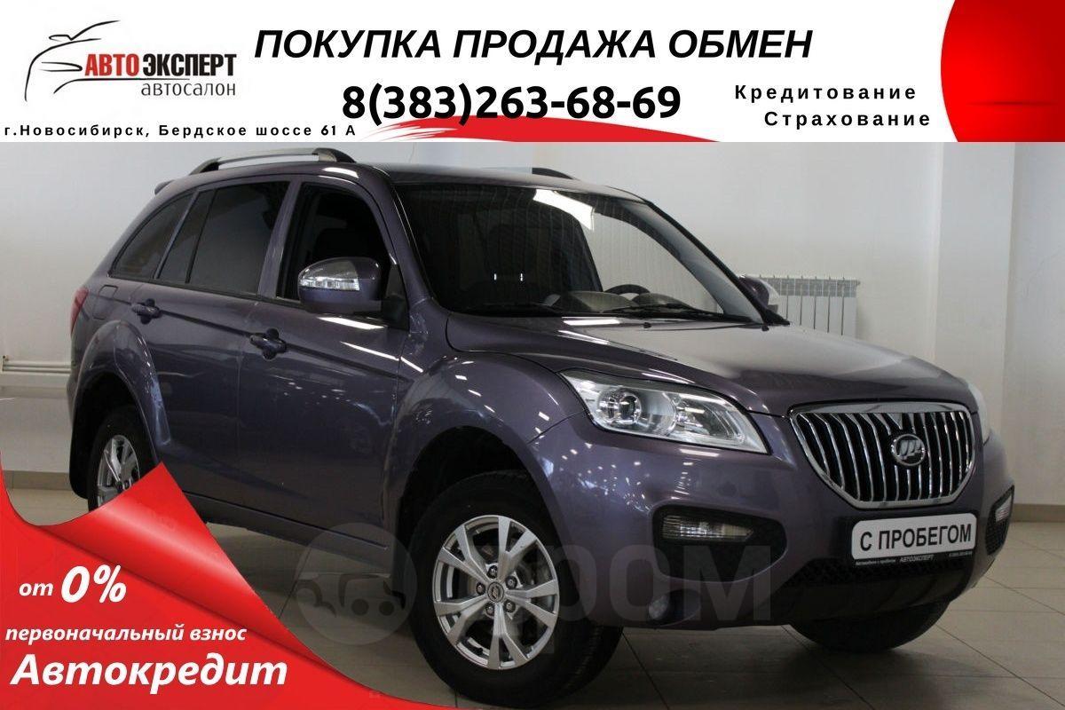 312e599b1254 Купить авто Лифан Х60 2016 года в Новосибирске, Автомобиль в ...