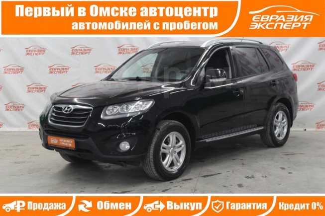 Hyundai Santa Fe, 2010 год, 890 000 руб.