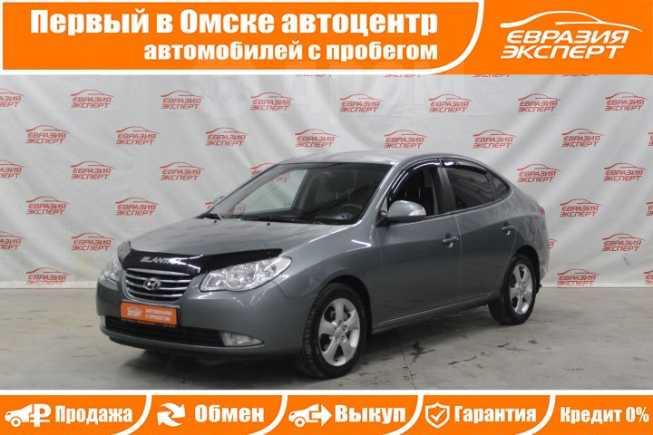 Hyundai Elantra, 2010 год, 489 000 руб.