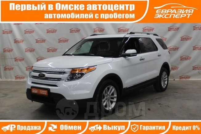 Ford Explorer, 2014 год, 1 299 000 руб.