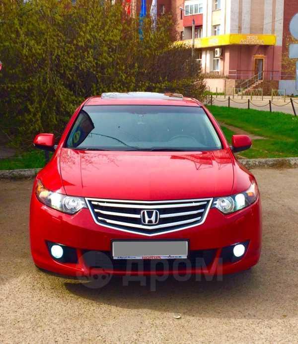 Honda Accord, 2008 год, 750 000 руб.