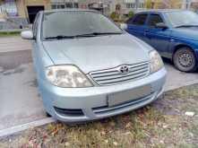 Toyota Corolla, 2005 г., Тюмень