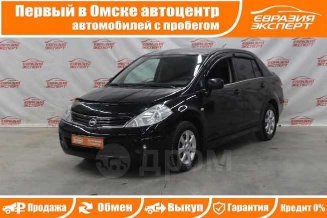 Nissan Tiida, 2011 год, 490 000 руб.