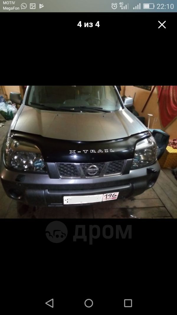 Nissan X-Trail, 2006 год, 495 000 руб.