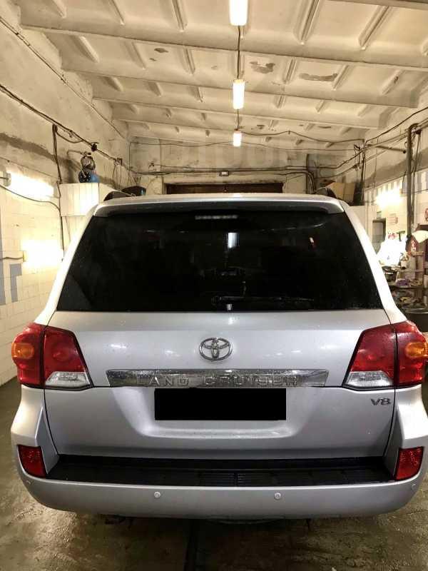 Toyota Land Cruiser, 2012 год, 2 423 000 руб.