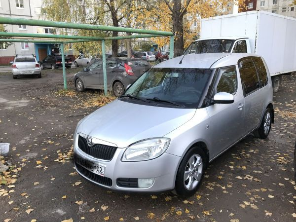 Skoda Roomster, 2007 год, 280 000 руб.