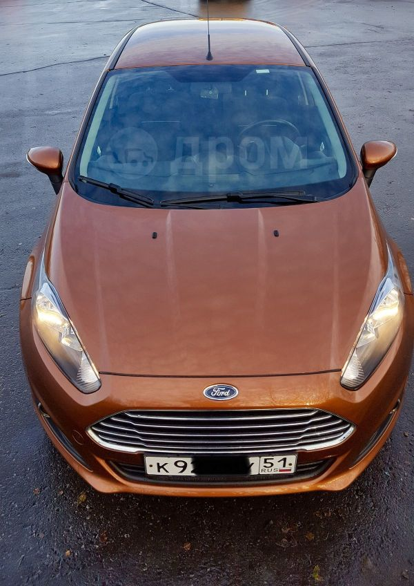 Ford Fiesta, 2016 год, 650 000 руб.