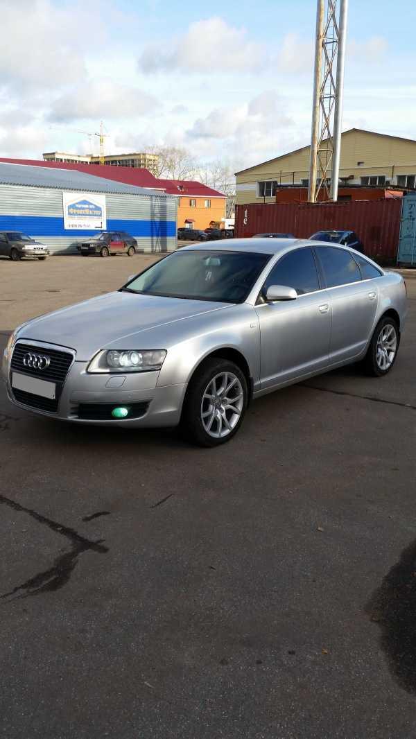 Audi A6, 2007 год, 549 000 руб.