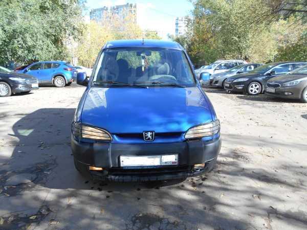 Peugeot Partner, 2002 год, 165 000 руб.