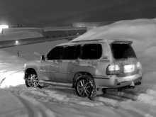 Петропавловск-Кам... Lexus LX470 2005