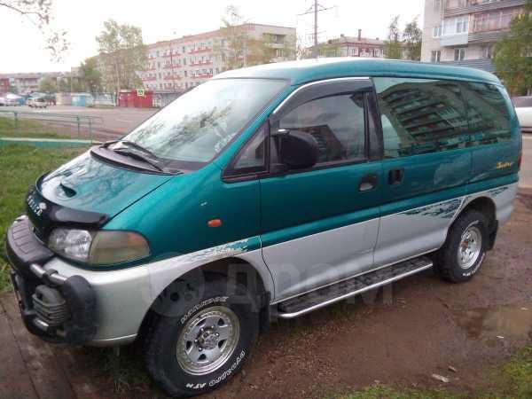 Mitsubishi Delica, 1996 год, 390 000 руб.
